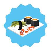 寿司食谱LOGO