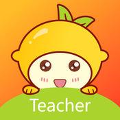 幼檬老师版LOGO
