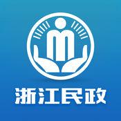浙江民政LOGO