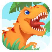 恐龙岛:霸王龙世界大冒险LOGO
