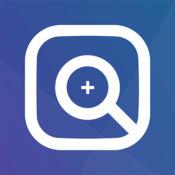 Zoomer For IG 放大Instagram的个人资料照片Repost instasave