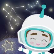 小艾小布摘星星LOGO