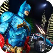 飞行蝙蝠英雄模拟器