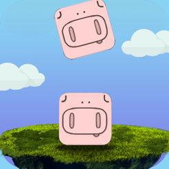 小猪叠方块