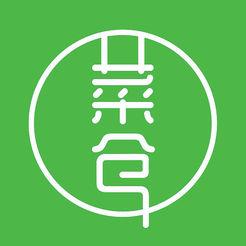 菜仓生鲜段首LOGO