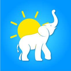 大象天气LOGO