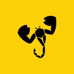 摩蝎运动LOGO