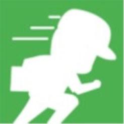 人马跑跑LOGO