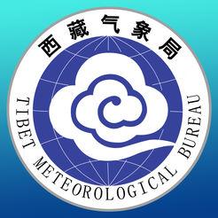 西藏气象公众版LOGO