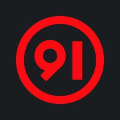 91视频播放器LOGO