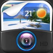 天气拍 HD - 在照片上添加实时天气