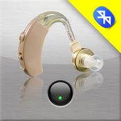 助听器、麦克风和扩音器(支持蓝牙)LOGO