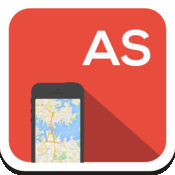 亚洲 离线地图,指南,天气,酒店。免费导航。