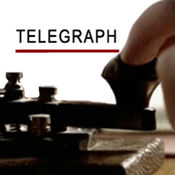Telegraph - 电报 ! 开心记住摩尔斯电码 !