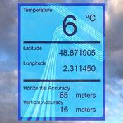 温度计 LCD