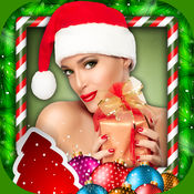 圣诞 照片 帧 – 照片编辑软件下载