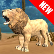 野狮猎人LOGO