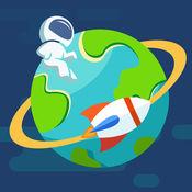 AR地球仪 - 儿童启蒙版