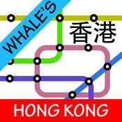 香港地铁地图免费