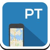 包括葡萄牙里斯本和波尔图 离线地图,指南,天气,酒店