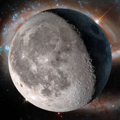 月相日历月亮