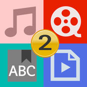 AVDic Player2 for iPad (电影,TED,英语,字幕 )