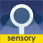 Sensory ItZooms - 照片缩放和放大镜