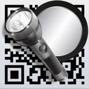 二维码扫瞄 手电筒  镜子自拍截图