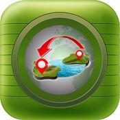旅行记录器GPS 专业版 – 健身,旅游,探险,综合地图跟踪