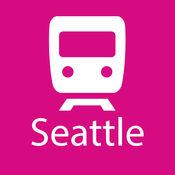 西雅图铁路图 Lite