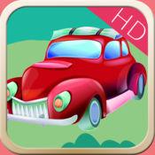 儿童交通拼图HD-让宝宝认识各种交通工具LOGO