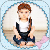 可爱相框 儿童相框 照片拼贴 -  照片编辑软件下载