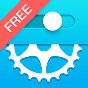 自行车齿轮计算器FreeLOGO