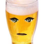 会说话的啤酒LOGO