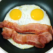 会说话的早餐LOGO