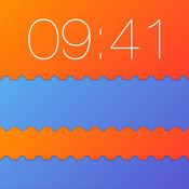 锁定屏幕 - 锁定屏幕屏幕