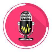 超級變聲器 - 免費搞怪錄音音頻編輯變化工具