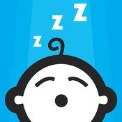 睡眠超人:宝宝睡眠应用程序, 白噪音设备及录音器