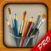 我的画笔专业版MyBrushes Pro–支持中国画,水彩画,素描和书法艺术