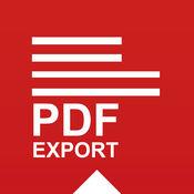 PDF Export - 照片到PDF和转换器LOGO