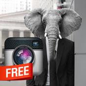 动物的脸摄像头 - 免费
