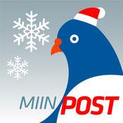 MIIN POST 最靡邮务站LOGO
