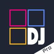 DJ 打碟 Pro - 专业电音,混音,dj音乐制作LOGO