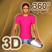 瑜伽健身 (Yoga Fitness 3D)