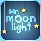 Mr. MoonLight : 兒童鬧鐘,嬰兒鬧鐘,睡眠訓練,小夜燈,幼兒,兒童,打盹,視覺時鐘,兒童時鐘
