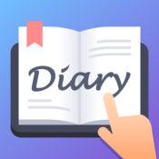 手写日记本 - 私密手写记事本,随手记录真实生活LOGO
