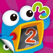 宝宝学数字: 数数游戏LOGO