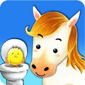 如厕训练:  和小动物一起拉粑LOGO