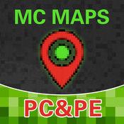 MC地图种子 - 沙盒遊戲修改器助手 for 我的世界中文版