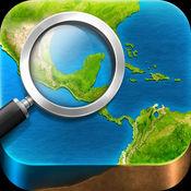 世界地图和地图集LOGO